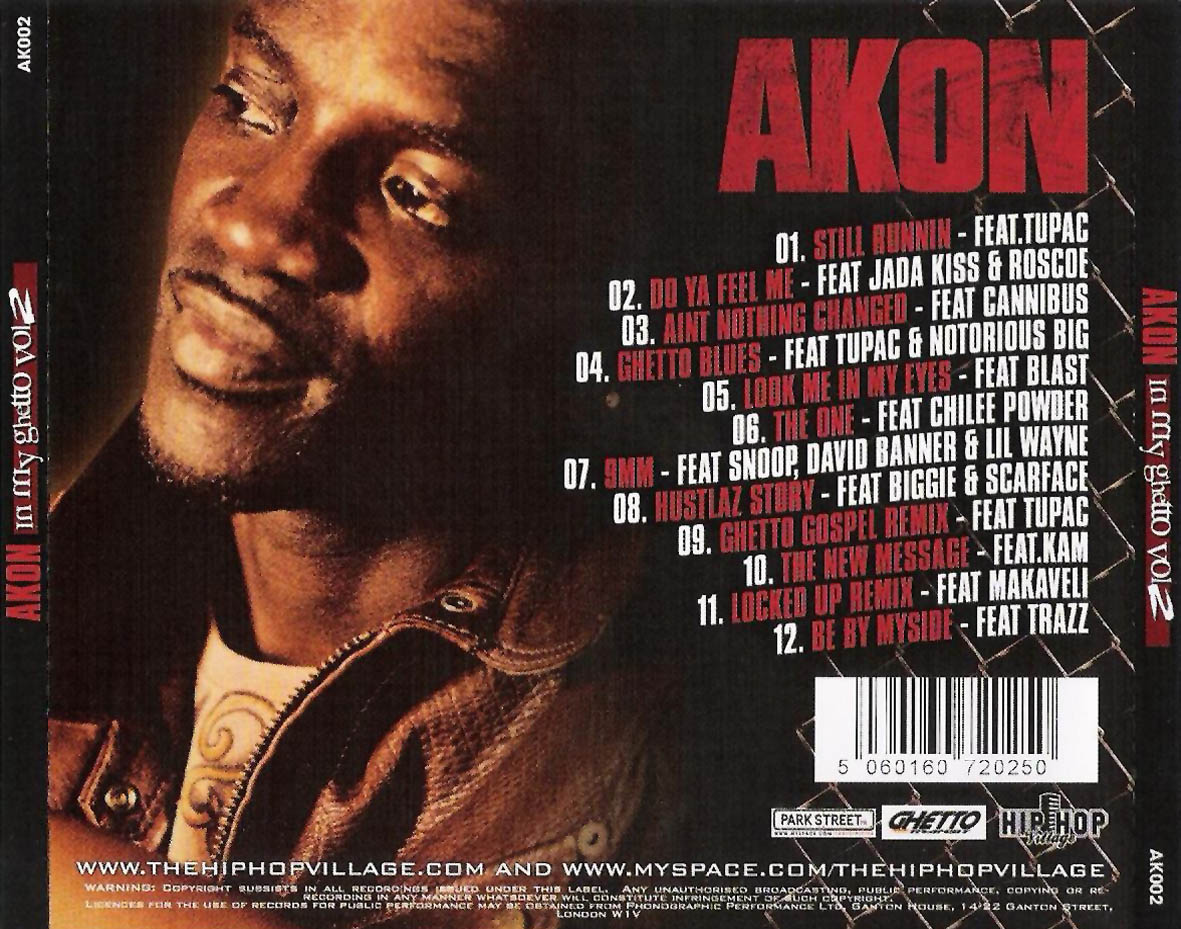 CD DO AKON KONVICTED BAIXAR