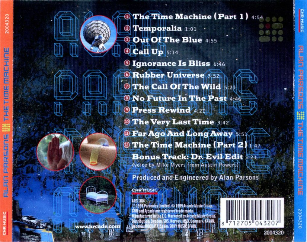 time alan parsons project