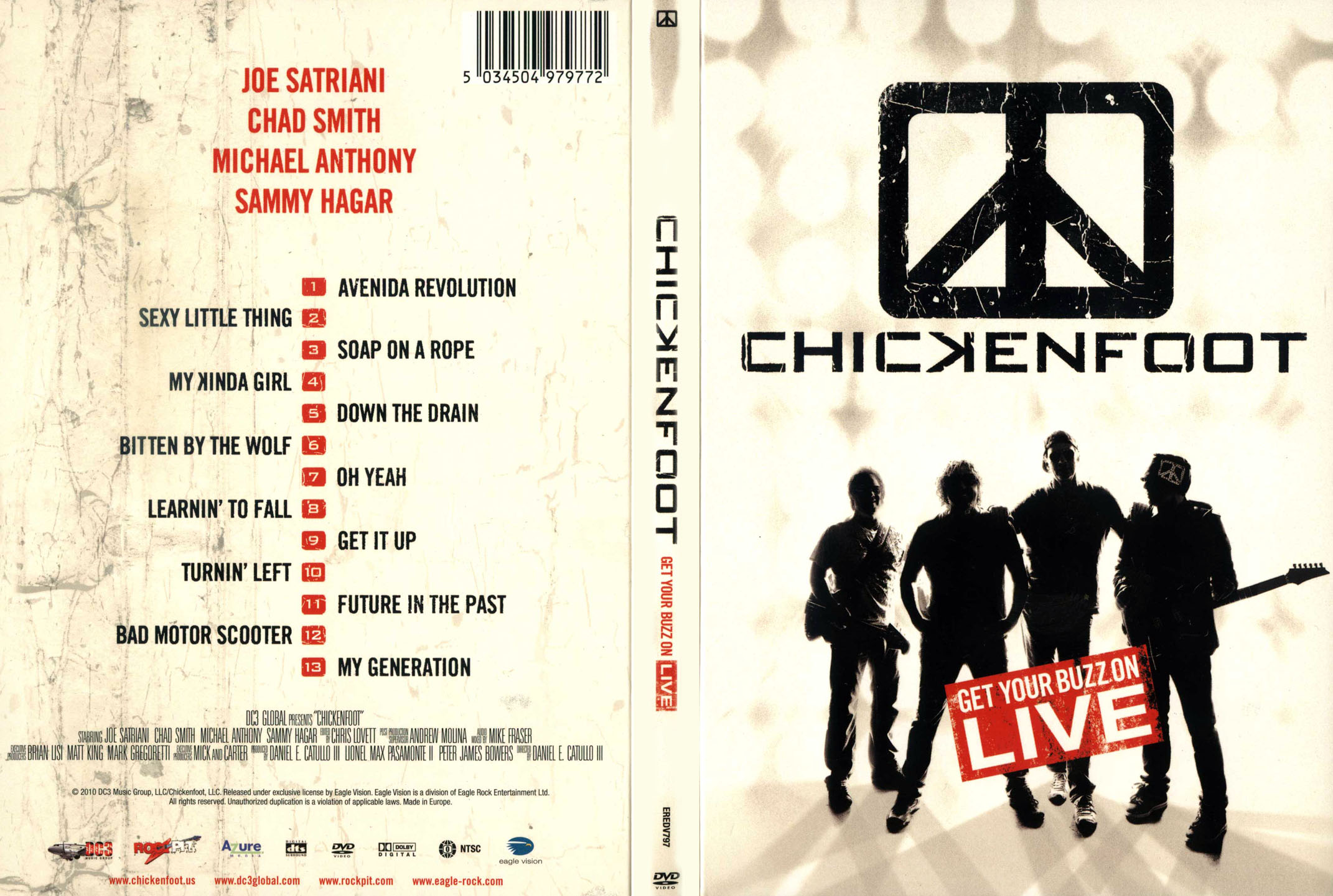 Chickenfoot Oh Yeah Free Download Mp3