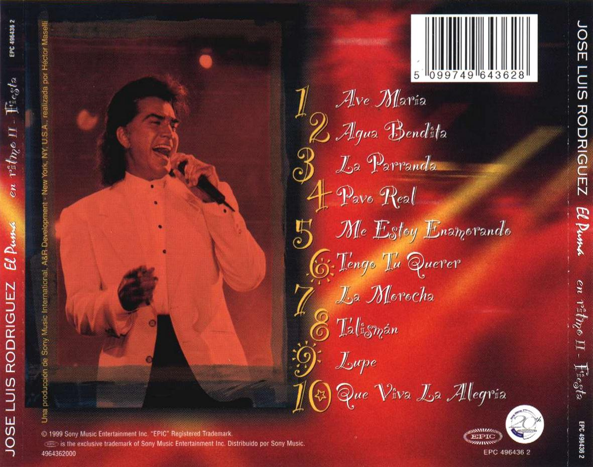 Luis Rodriguez* José Rodriguez ·& His Mambo Sound Orchester - Mambo Dancing '89
