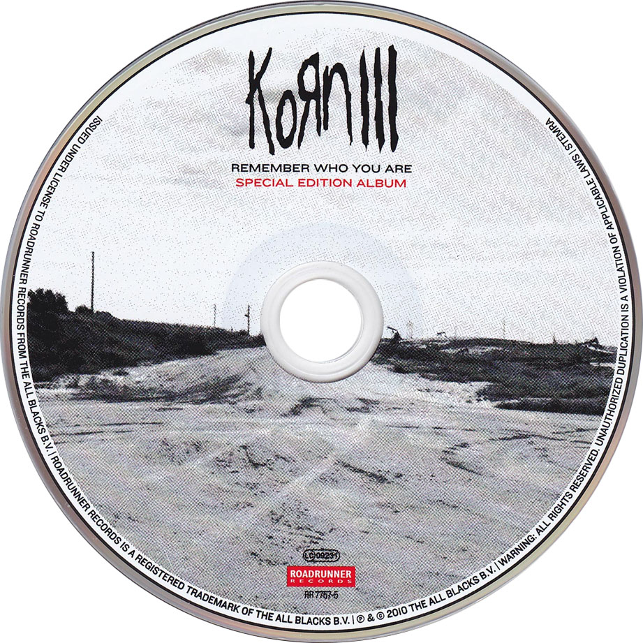 Index of /caratulas/K/kornKorn Remember Who You Are Special Edition