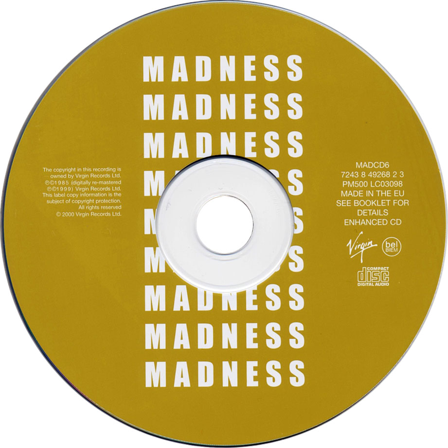 Madness Mad Not Mad
