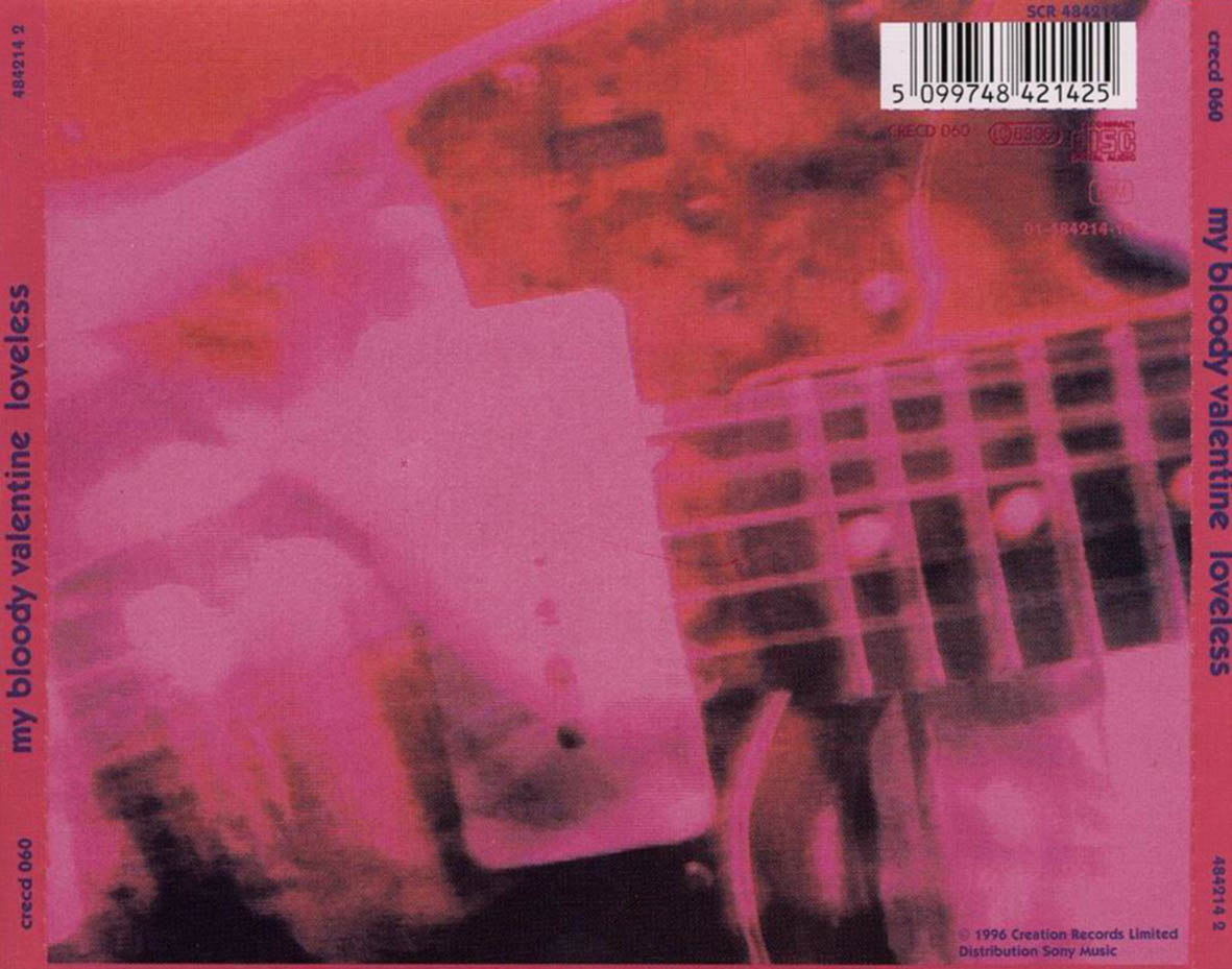 my bloody valentine loveless thesis