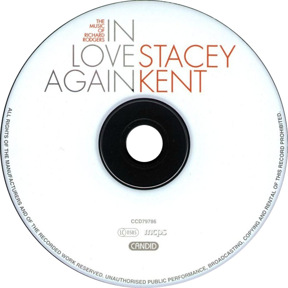 Stacey Kent - In Love Again: The Music Of Richard Rodgers