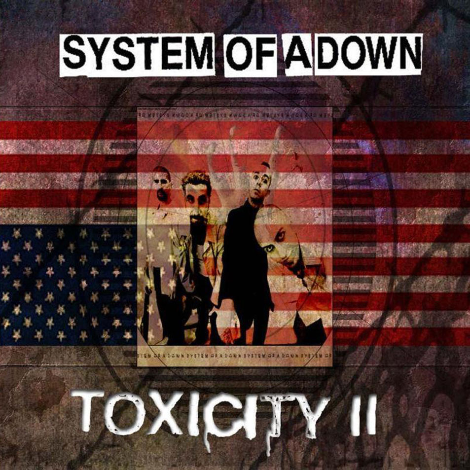 Fotos - System Of A Down Toxicity Toxicity System Of A Down Video