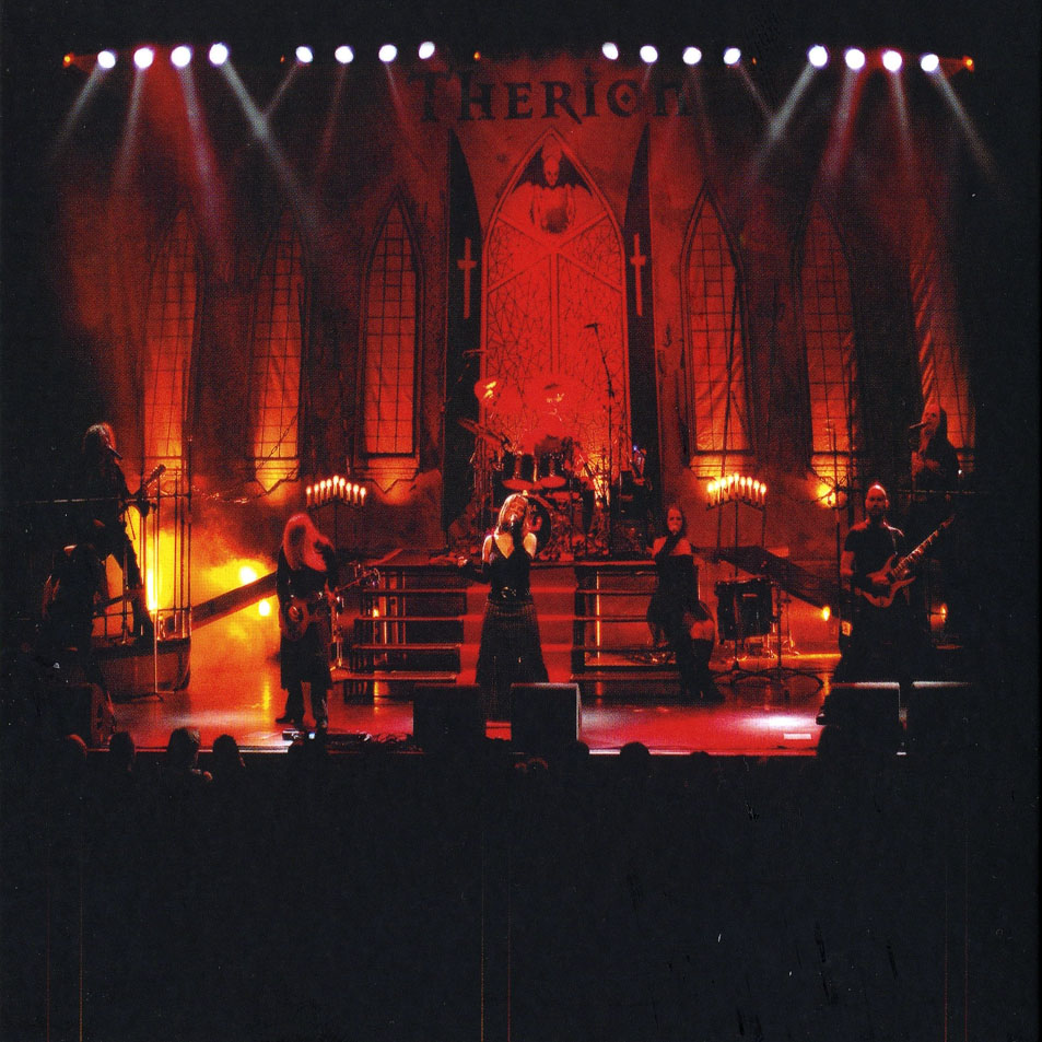Therion Therion CD1