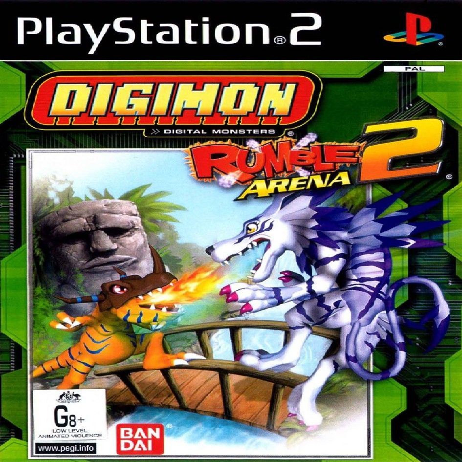download digimon rumble arena for ps2
