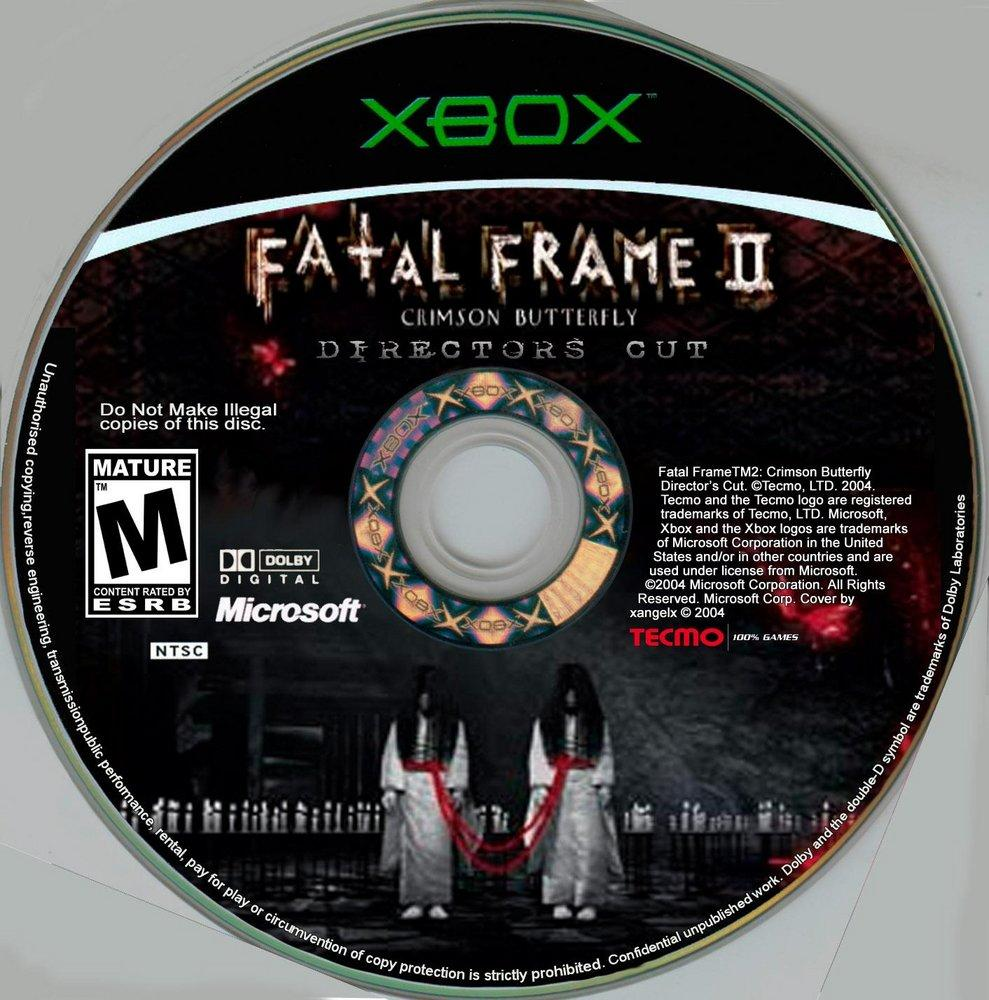 Modern Fatal Frame Xbox 360 Composition - Picture Frame Ideas ...