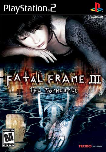 Fatal Frame III: The Tormented PKG [PS2toPS4] [EUR] [5 05
