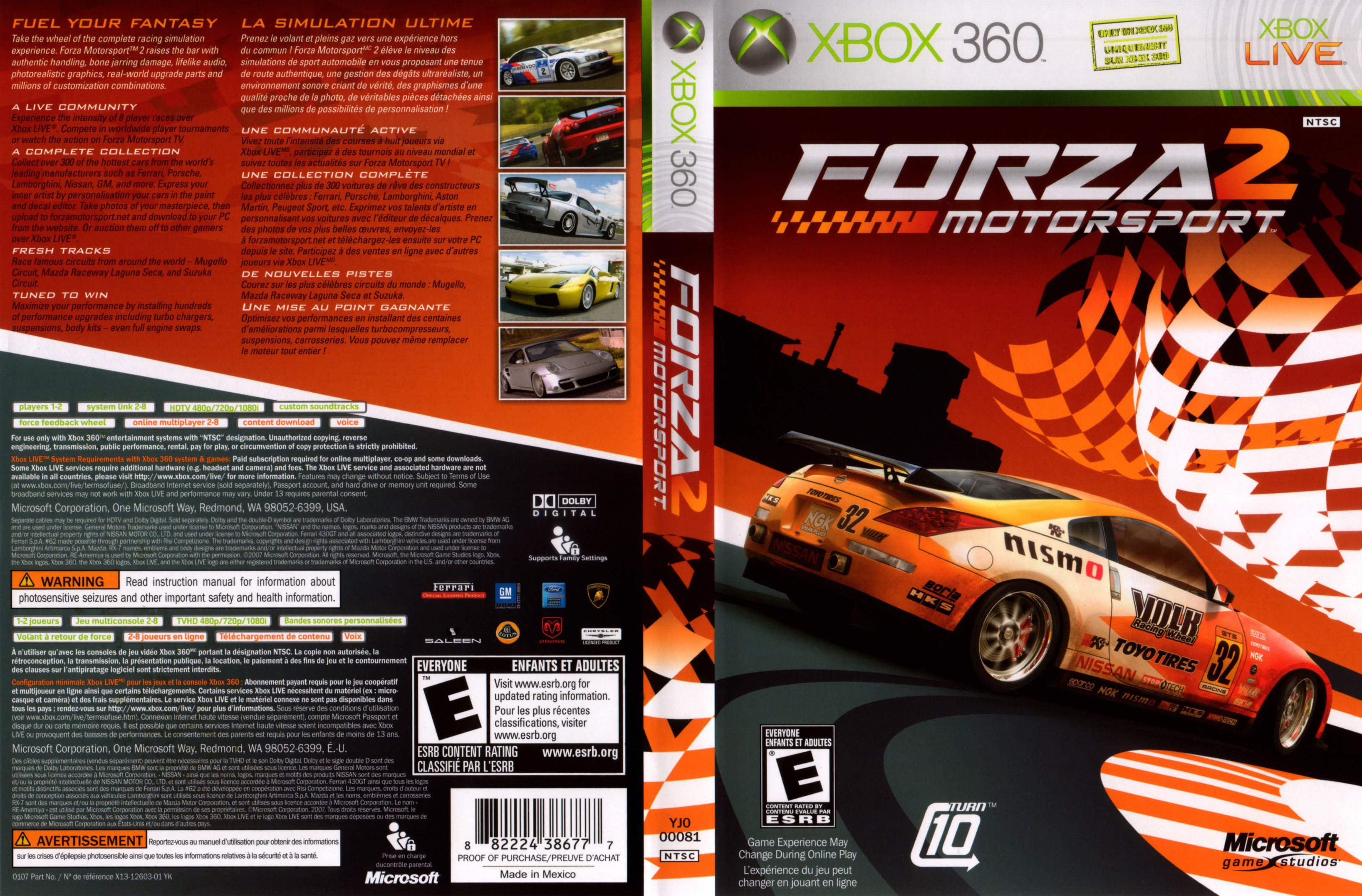 Forza Motorsport 4 Limited Edition Car List