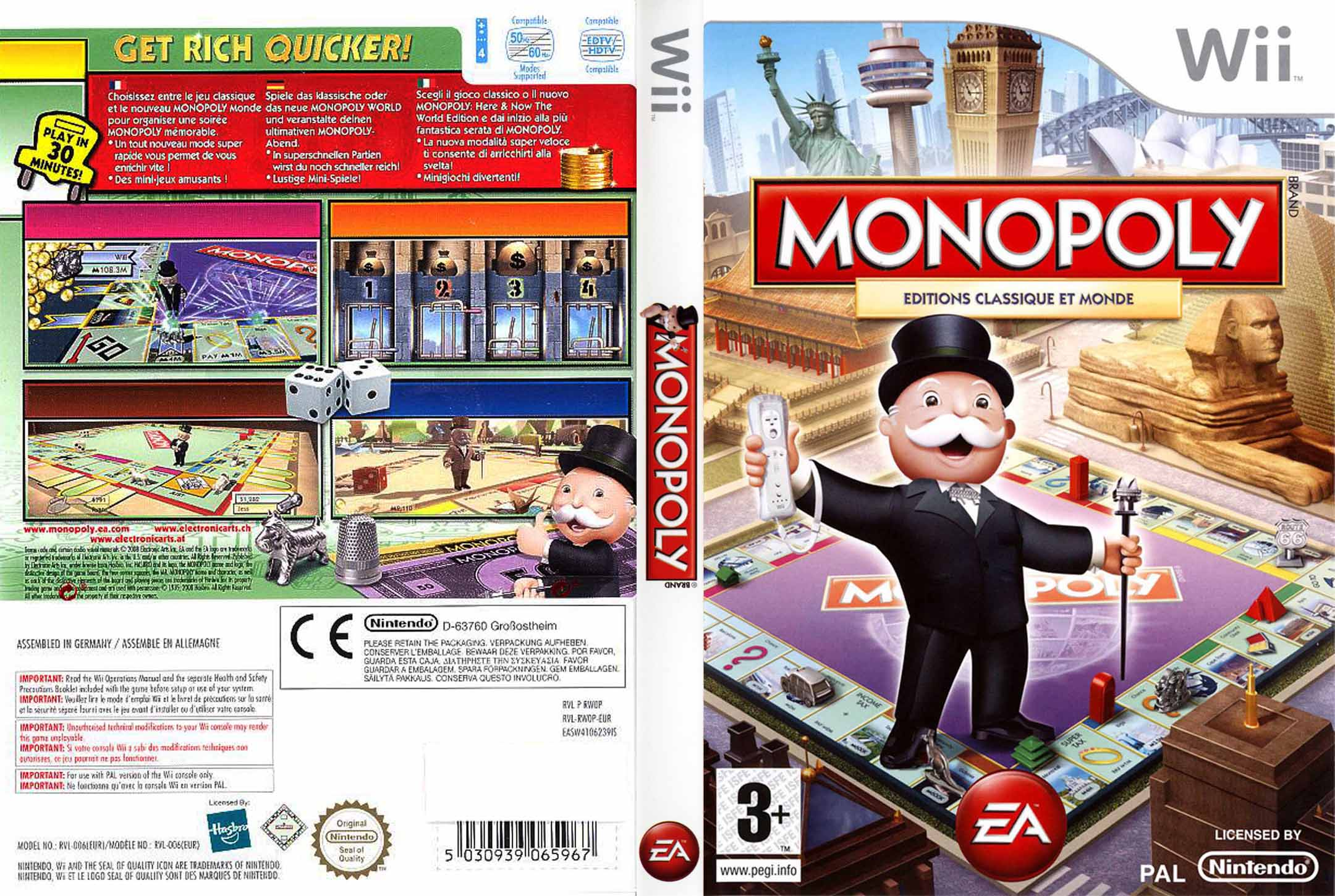Descargar MONOPOLY PLUS [PC] [Español] [Mega] [Torrent ...
