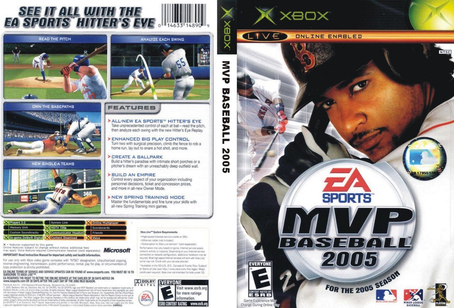 descargar mvp baseball 2005 para pc