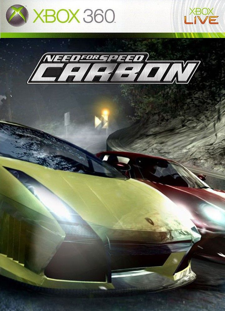 Need for Speed Carbon Collectors`s Edition (для приставки XBOX 360) En