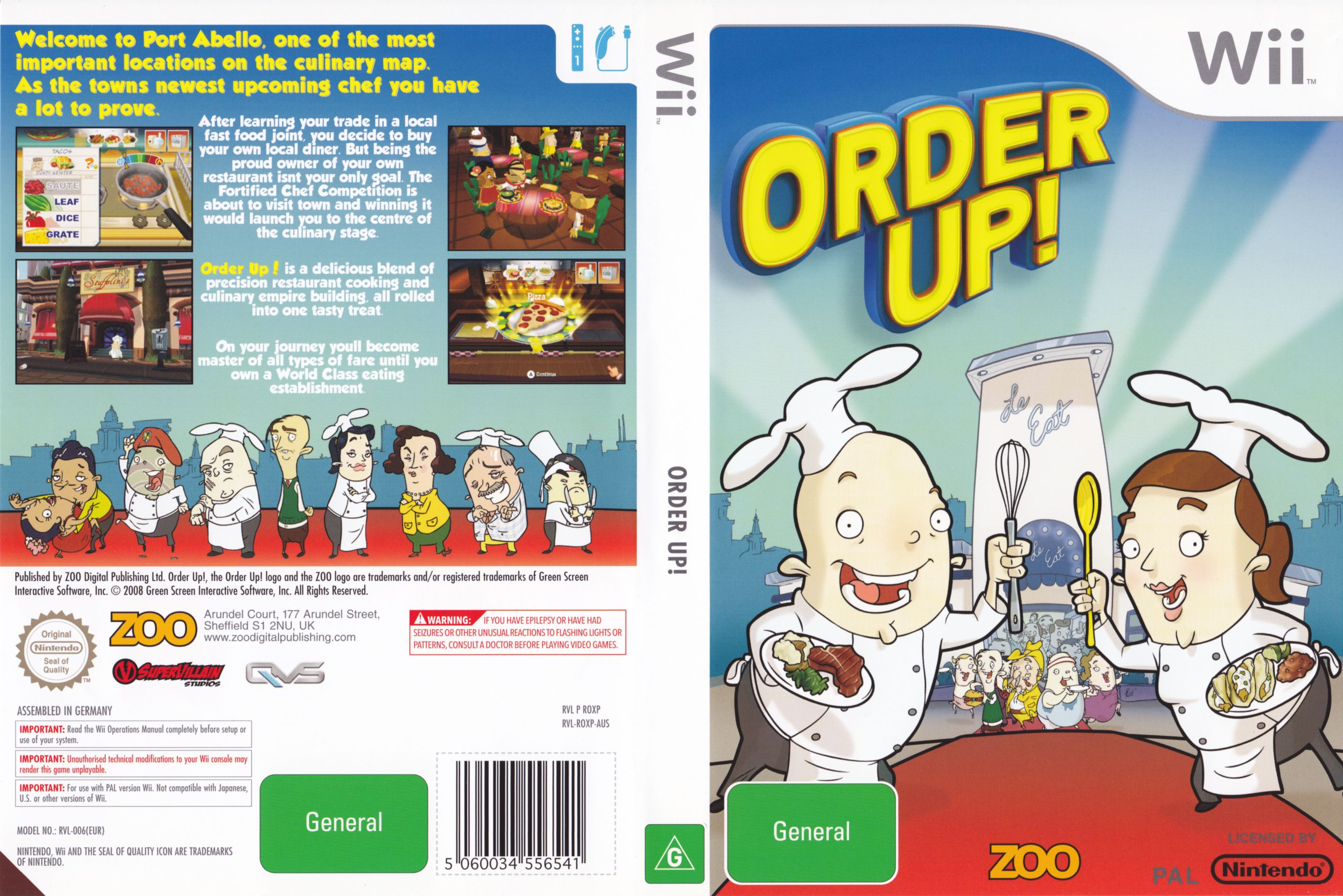 Wii U Games Line Up : Real games that sound like they came from an episode of