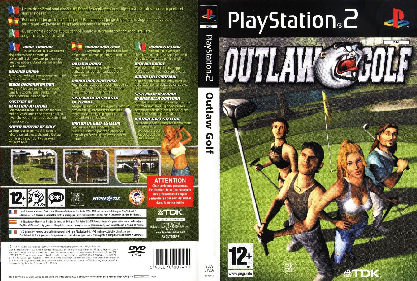 Outlaw golf 2 girls nude pron download