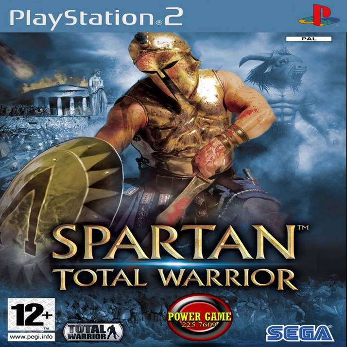 spartan total warrior ps2 iso