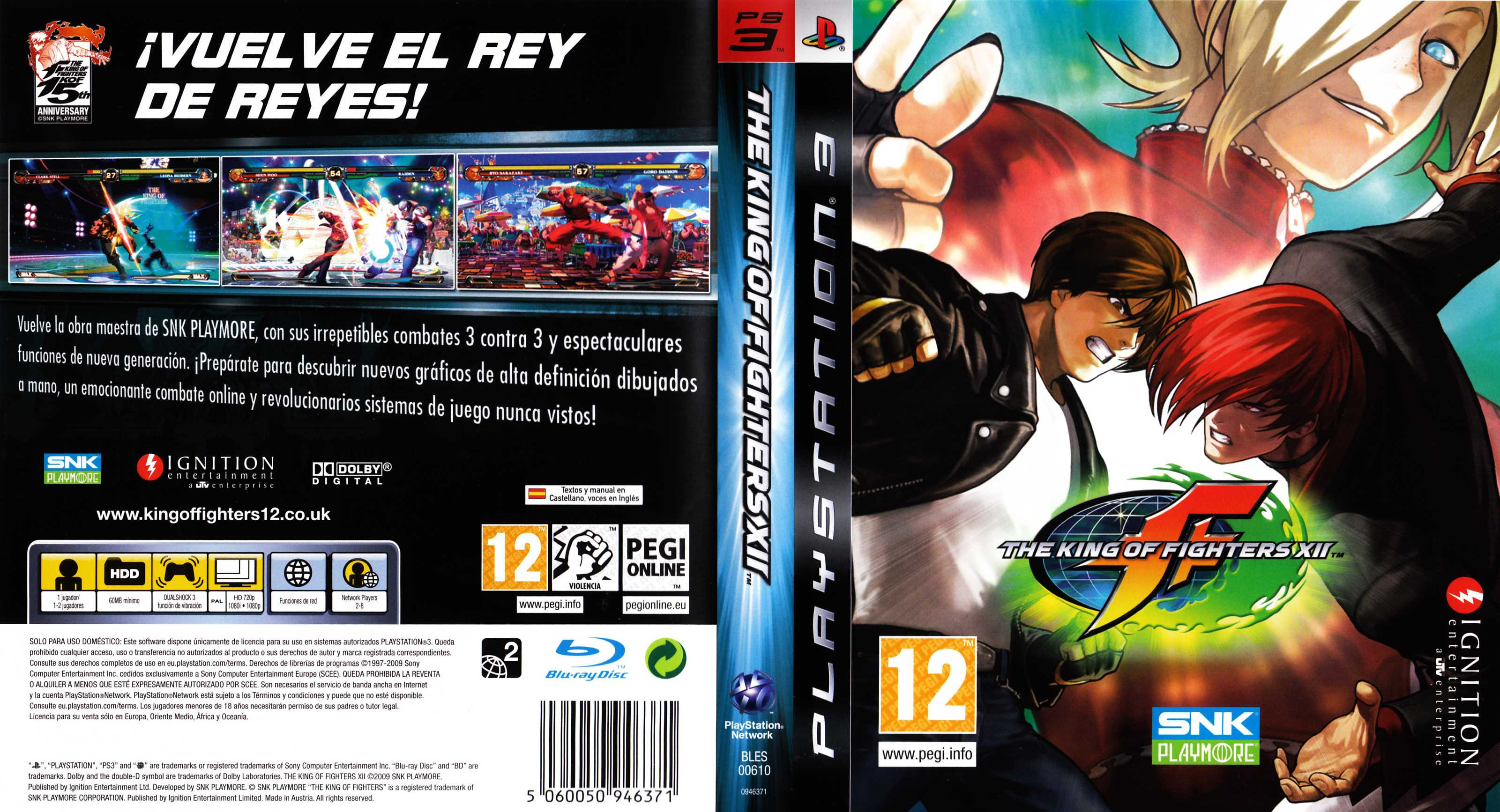 The King Of Fighters 2002 Para Pc