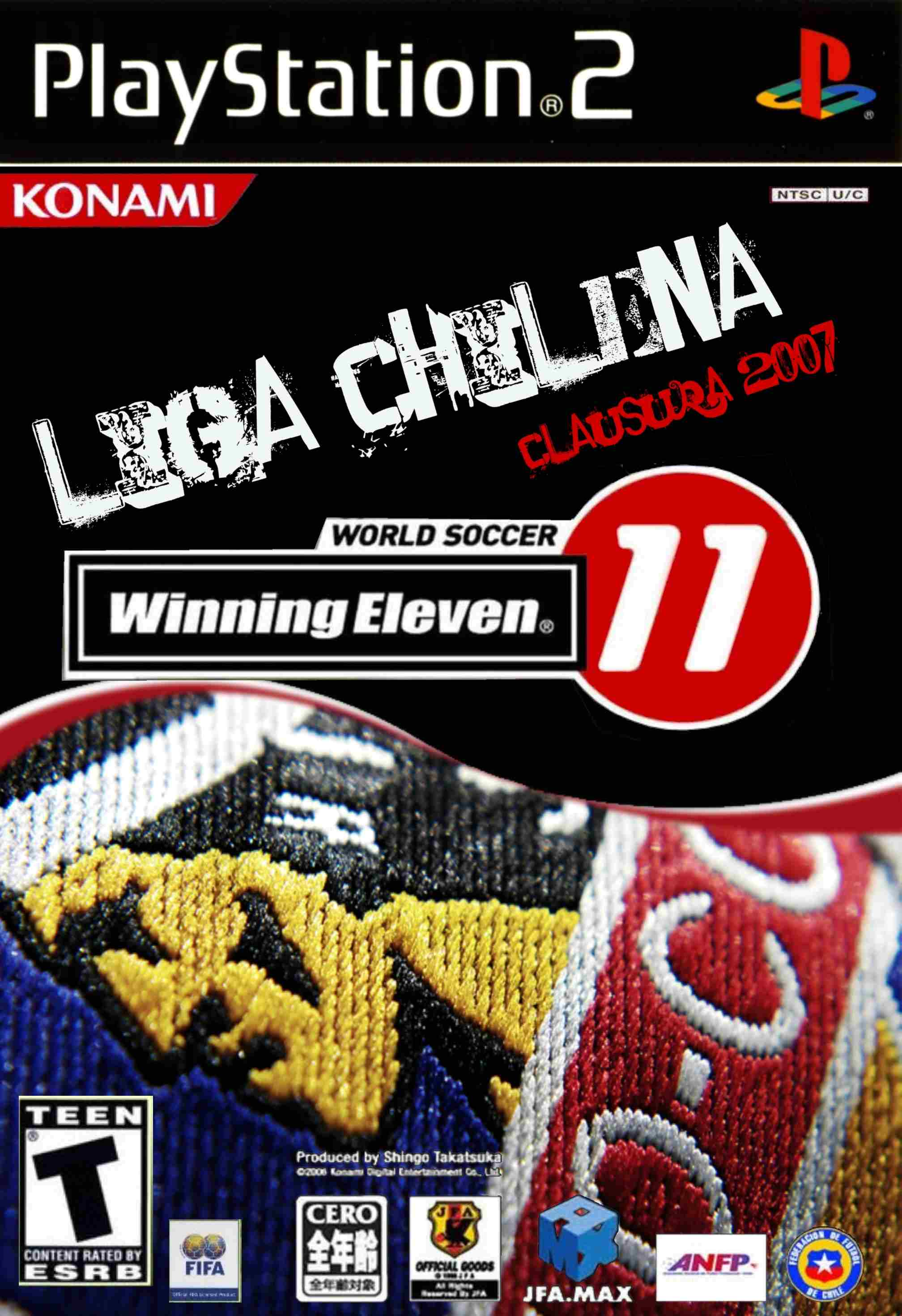 Liga Chilena Pes 2011 Pc Clausura