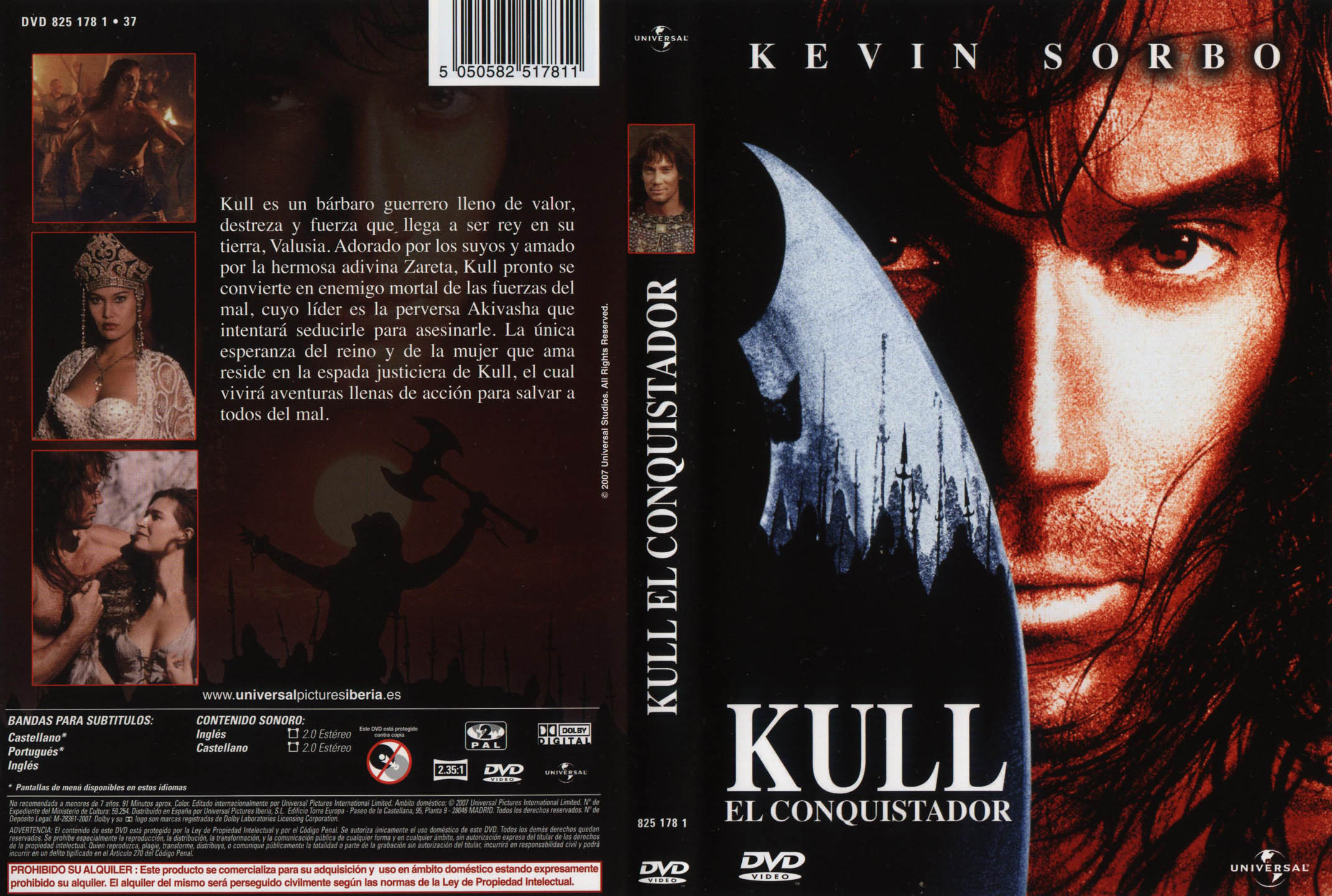Watch Kull the Conqueror 1997 Hindi Dubbed Online