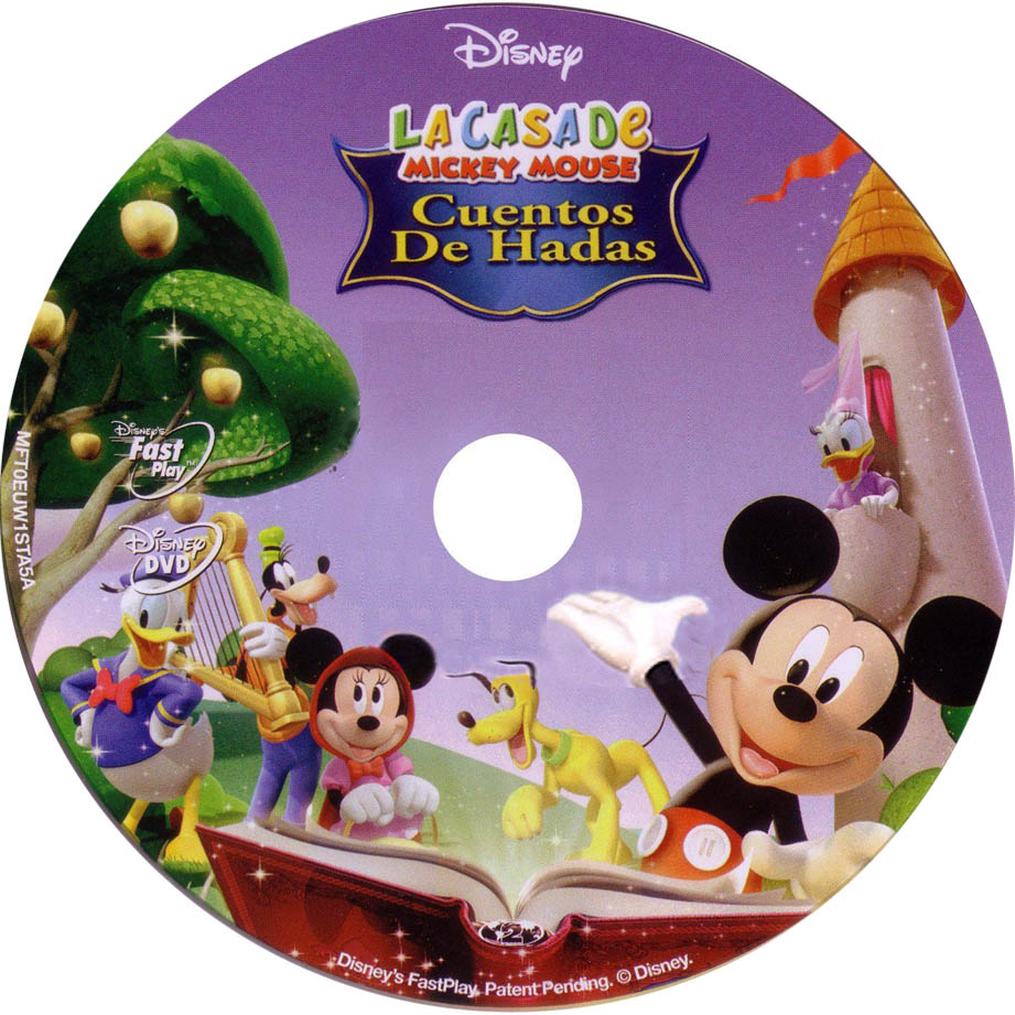 Mickey Mouse DVD