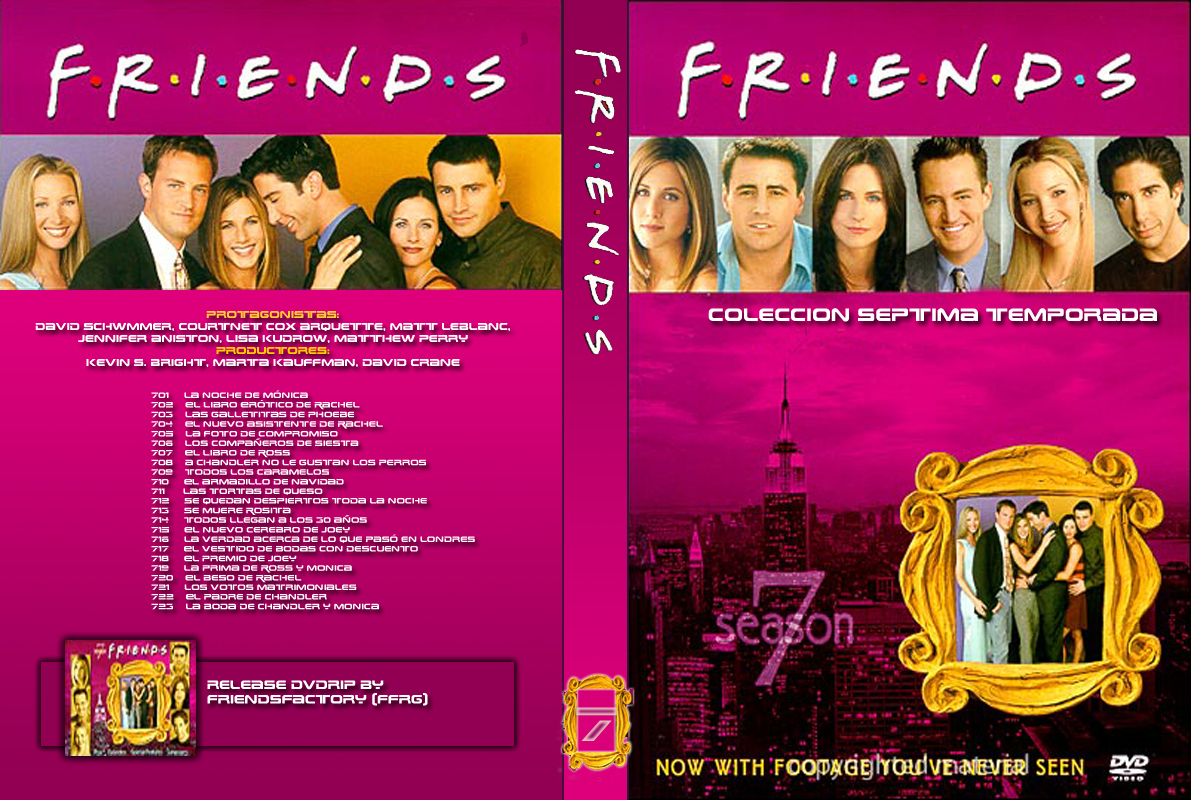 Friends season 10 720p
